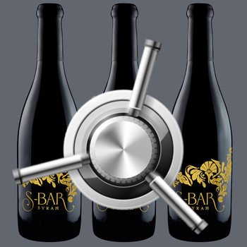 Vertical SBAR Syrah 3-Pack